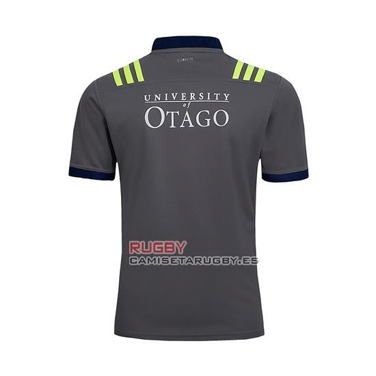 Nuevo Camiseta Highlanders Rugby 2018 19 Entrenamiento
