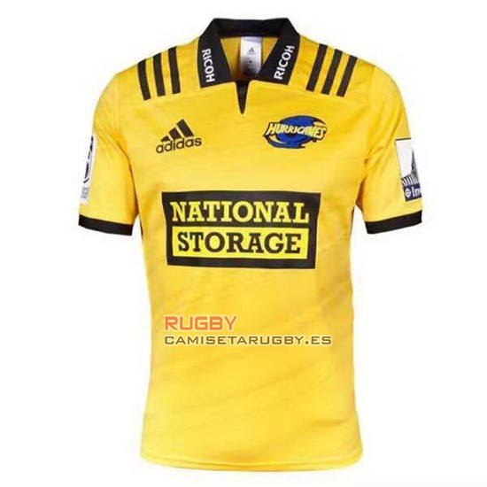Camiseta Hurricanes Rugby 2019-20 Local