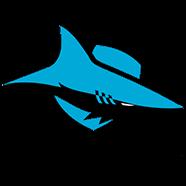Cronulla Sharks rugby team badge de www.camisetarugby.es