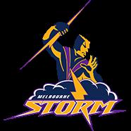 Melbourne Storm rugby team badge de www.camisetarugby.es