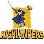 Nuevo Camiseta Highlanders Rugby 2016-17 Primera replicas